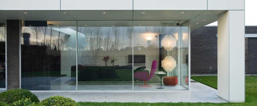 Thielmann keller minimal windows for Minimal wohnen