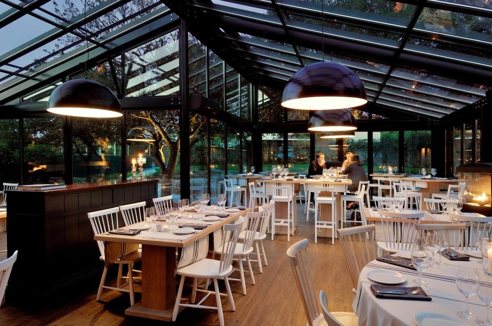gastronomie wintergarten bild solarlux. Black Bedroom Furniture Sets. Home Design Ideas